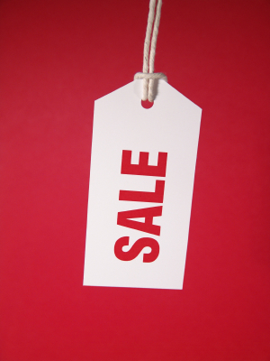 Sale starts today till the 31st of July… absolutely no excuse!